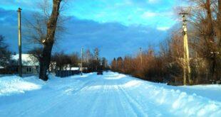 Протистояння сніговій стихії